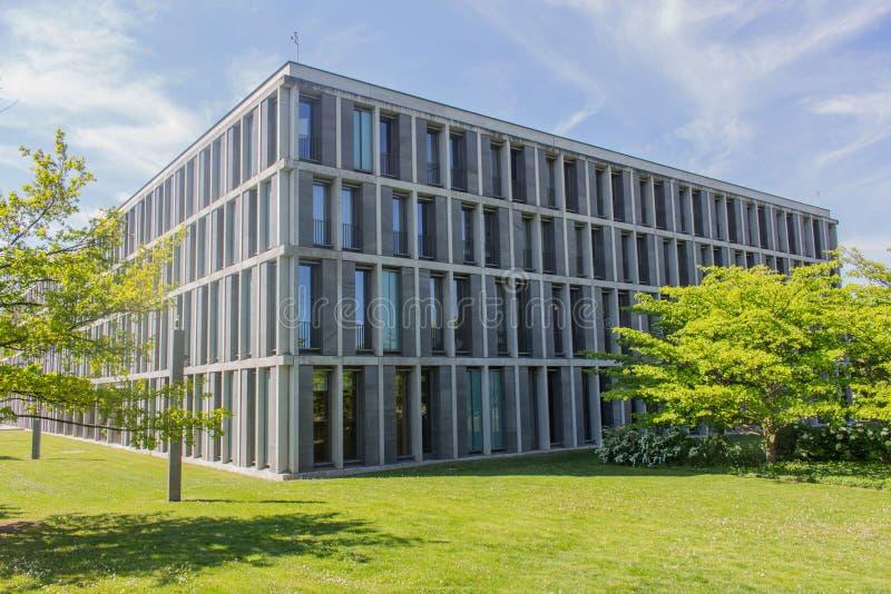 Den federala arbets- domstolen i erfurt, thuringia arkivfoto