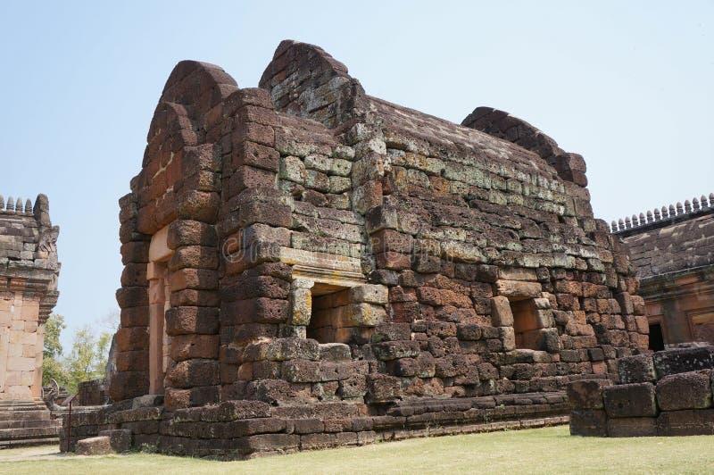 Den forntida stenslotten arkivfoto