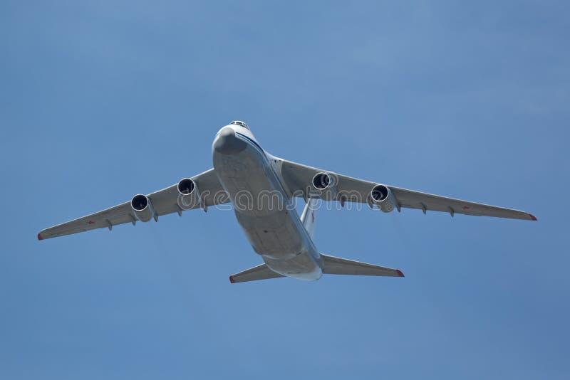 (den franka) Ilyushinen Il-76, arkivbild