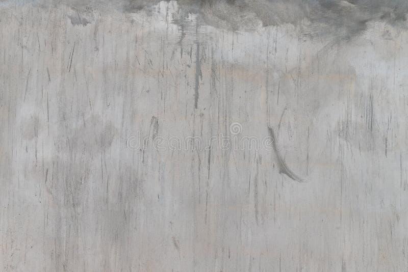 Den gamla gråa betongväggbakgrunden royaltyfria bilder