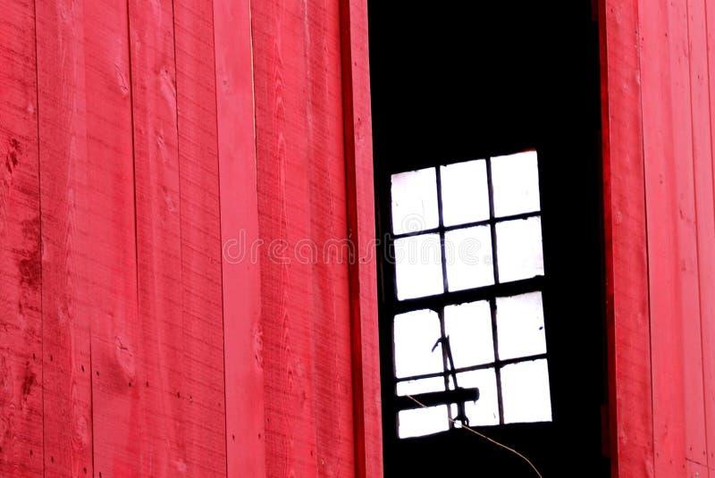 Den gamla röda ladugården, arkivbilder