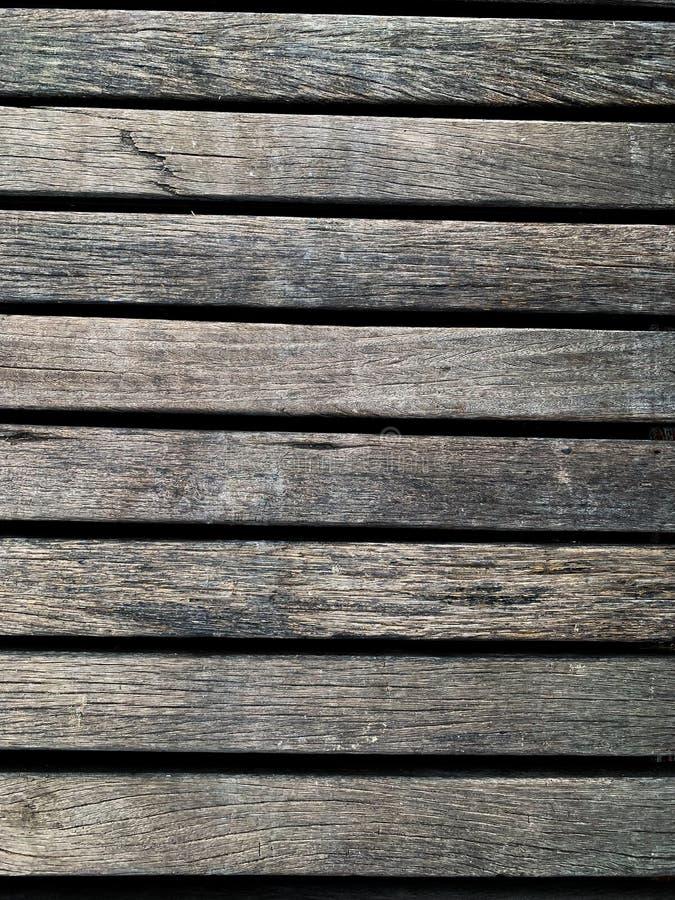 Den gamla träväggbakgrunden arkivbild