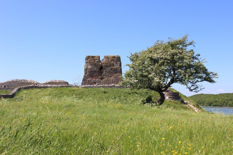 Den gammala fästningen arkivfoto