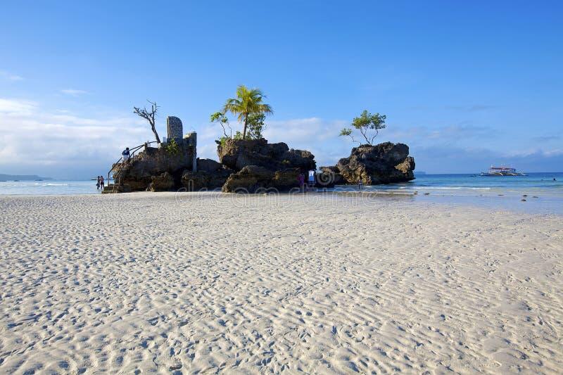 Boracay arkivfoto