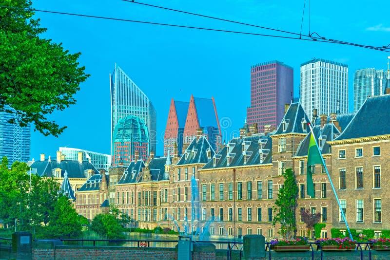 Den Haag, die Niederlande stockfotos
