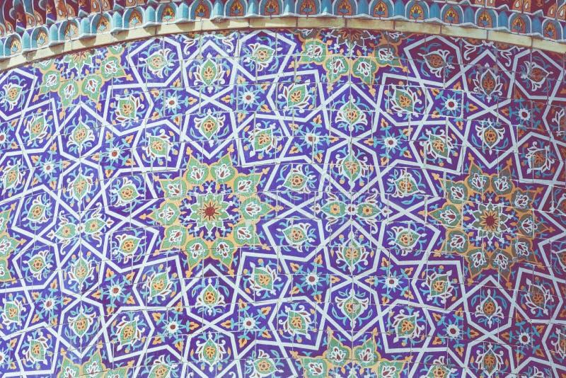 Den Hast imamen Square Hazrati Imam är en religiös mitt av Tashken royaltyfri bild