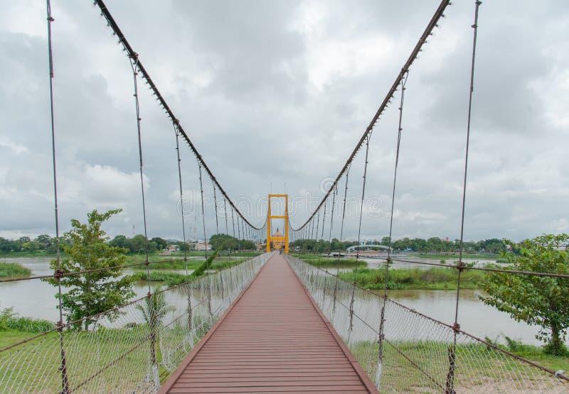 Den historiska bron royaltyfri foto