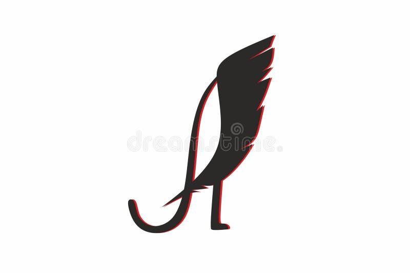 Den idérika designen skissar för logo royaltyfri foto