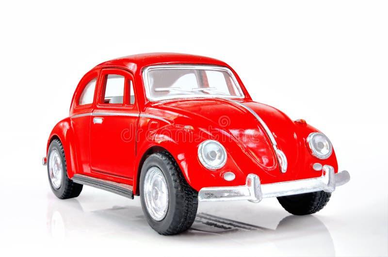 Den klassiska tyska bilen av 50-70 år av det 20th århundradet på en w royaltyfria bilder