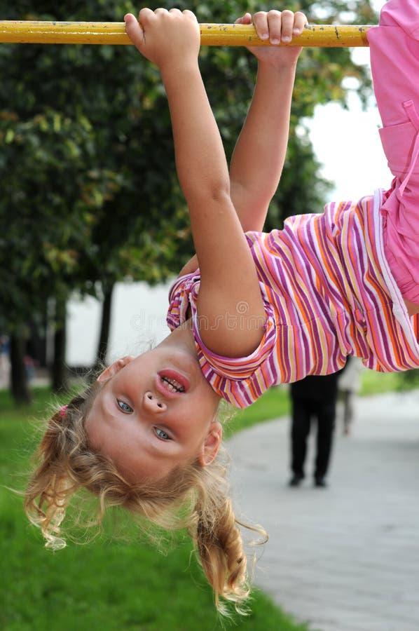 Den Młode Dziewczyny Fotografia Royalty Free