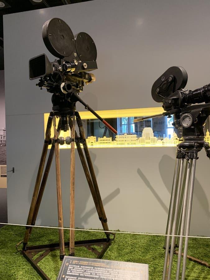 Den Mitchell NC 35mm kameran i 50-tal arkivbilder