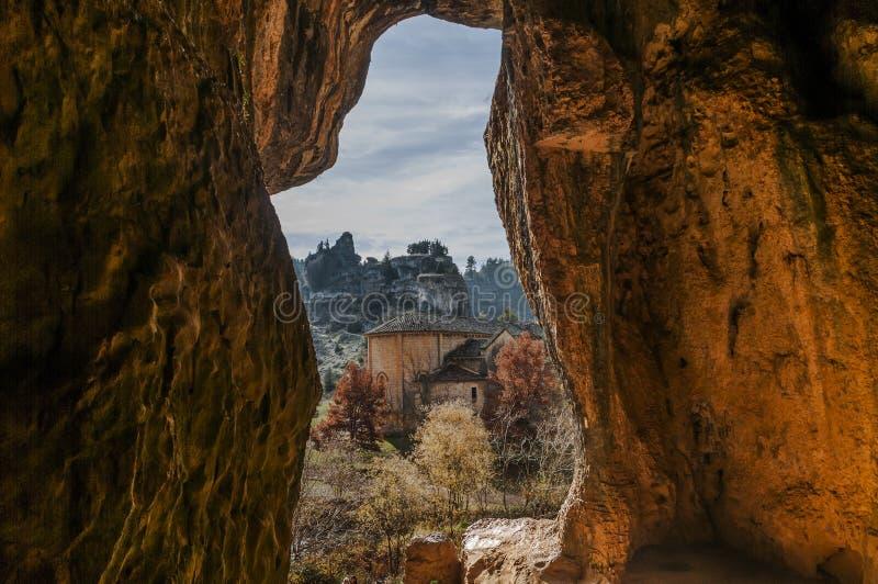 Den naturliga Lobos flodkanjonen parkerar arkivbilder