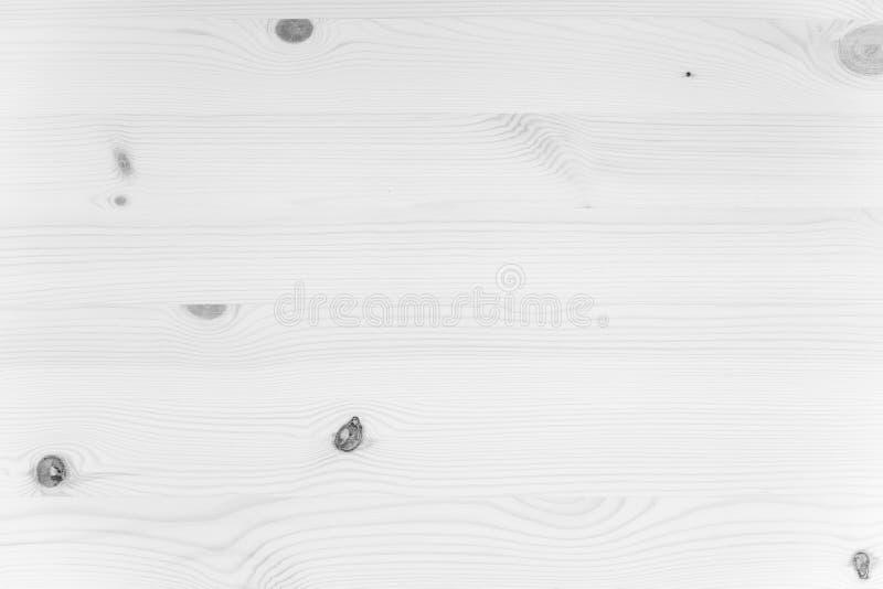 Den nya vita träplankapanelen som göras av, sörjer trädet royaltyfria foton
