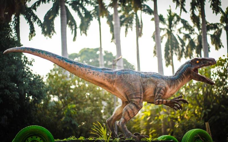 Den och de endast Jurassic parkerar det stort royaltyfri bild