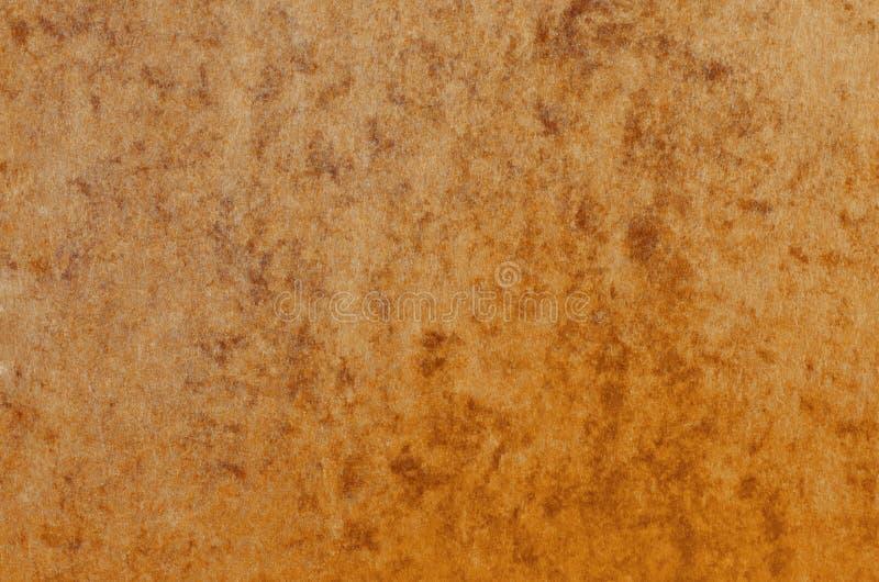Den pappers- marmorerade bruntet texturerar royaltyfri bild