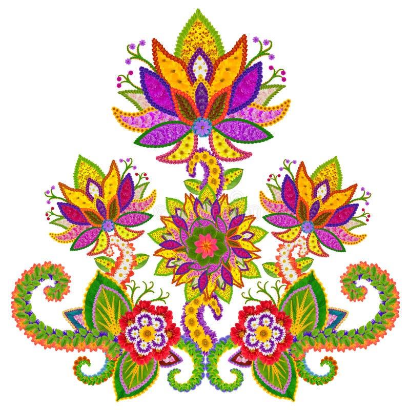 Den persiska solen Lotus isolerade arkivbilder