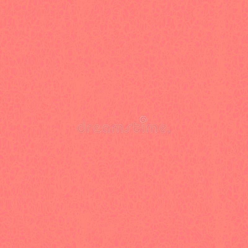 Den sömlösa modellen för vektor grungebakgrund för pastellfärgade rosa färger stock illustrationer