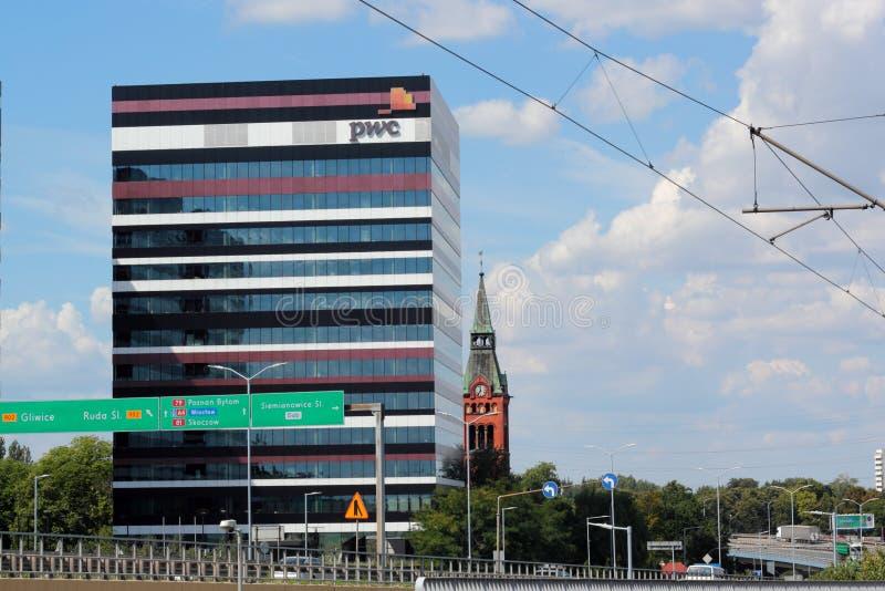 Den Silesia affären parkerar arkivfoton