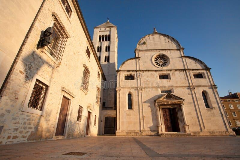 Den St Mary kyrkan royaltyfri fotografi