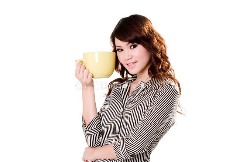 den stora koppen älskar jag mitt royaltyfri bild
