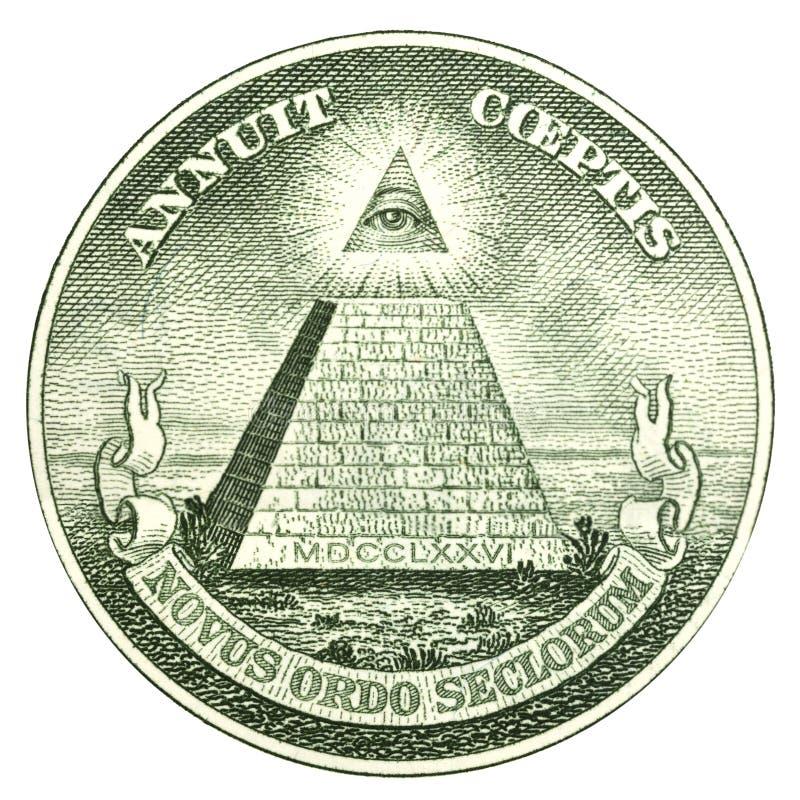 Den stora skyddsremsan av Förenta staterna royaltyfri bild