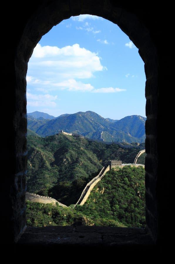 Download Den stora väggen av Kina redaktionell arkivbild. Bild av natur - 78732042
