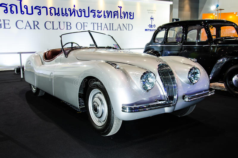 Den 30th expon för Thailand Internationalmotor royaltyfria bilder