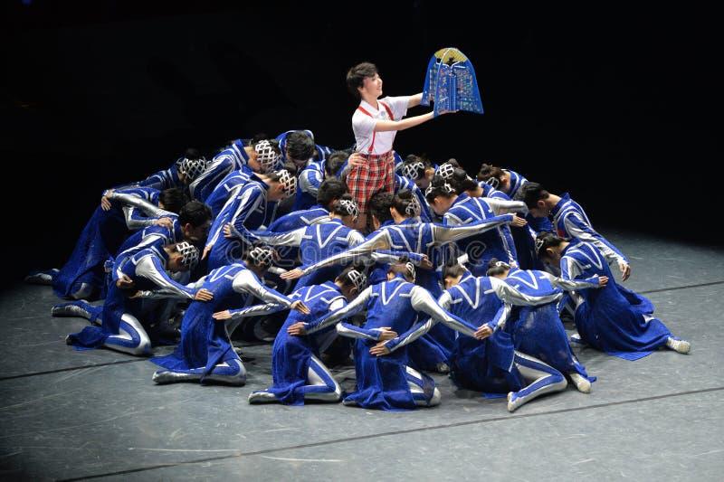 Den 4th showen för Kina universitetkonst royaltyfria foton