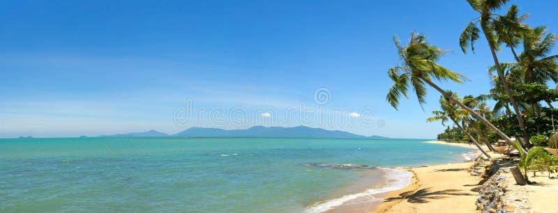 Download Den Tropiska Stranden Gömma I Handflatan Fotografering för Bildbyråer - Bild av relax, paradis: 27279019