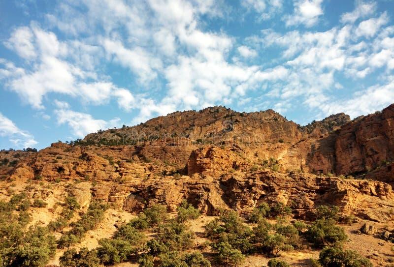 Dena National Park Zagros, Iran fotografering för bildbyråer