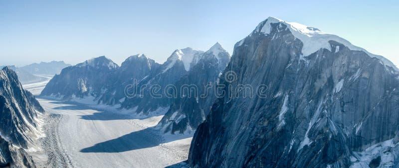 Denali国家公园-阿拉斯加 图库摄影