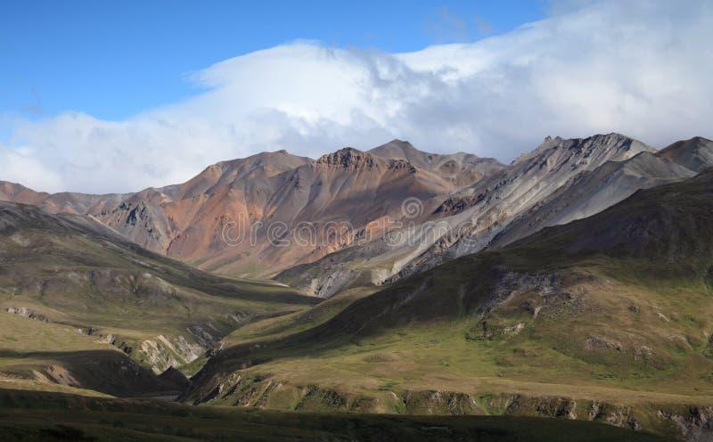 Download Denali stock image. Image of range, alaska, scenic, mountains - 10880493