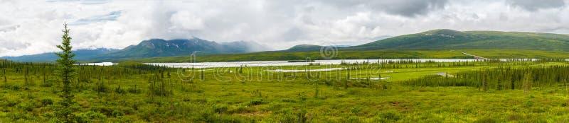 Download Denali highway stock image. Image of alaskan, mountains - 32008453