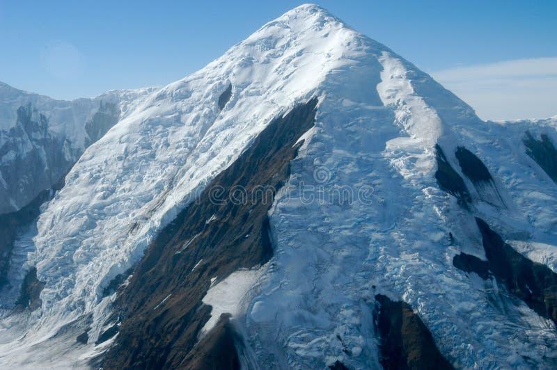 Denali nationalpark - Alaska arkivbilder