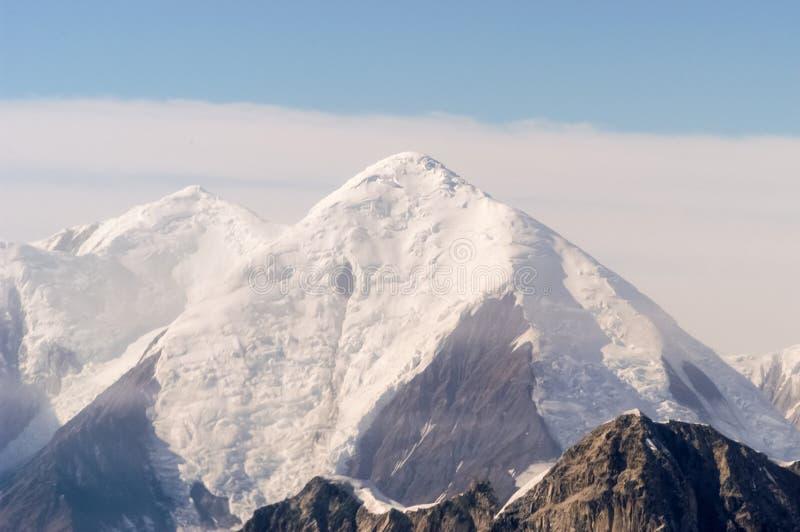 Denali nationalpark - Alaska arkivbild