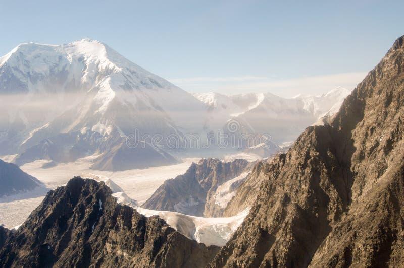 Denali nationalpark - Alaska royaltyfria bilder