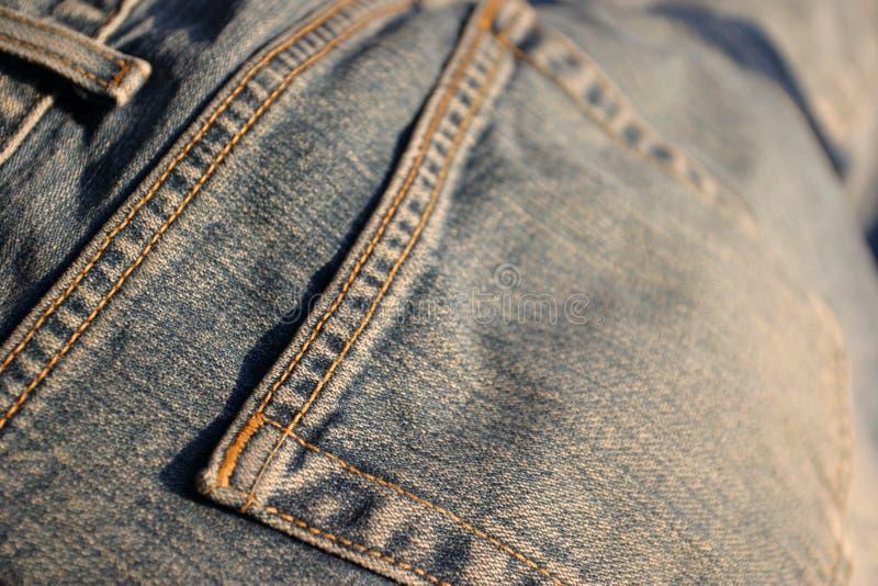 Denim. Jeans stock image