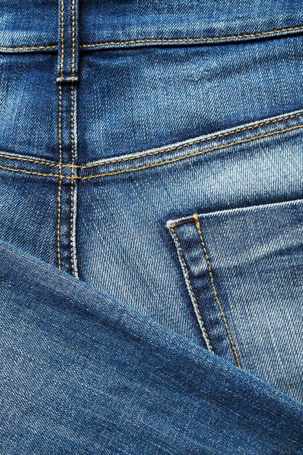 Free Denim Cloth Close-up Stock Image - 14637191