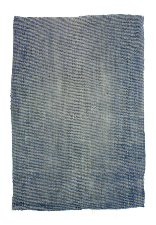 Denim Jeans Canvas Royalty Free Stock Photography