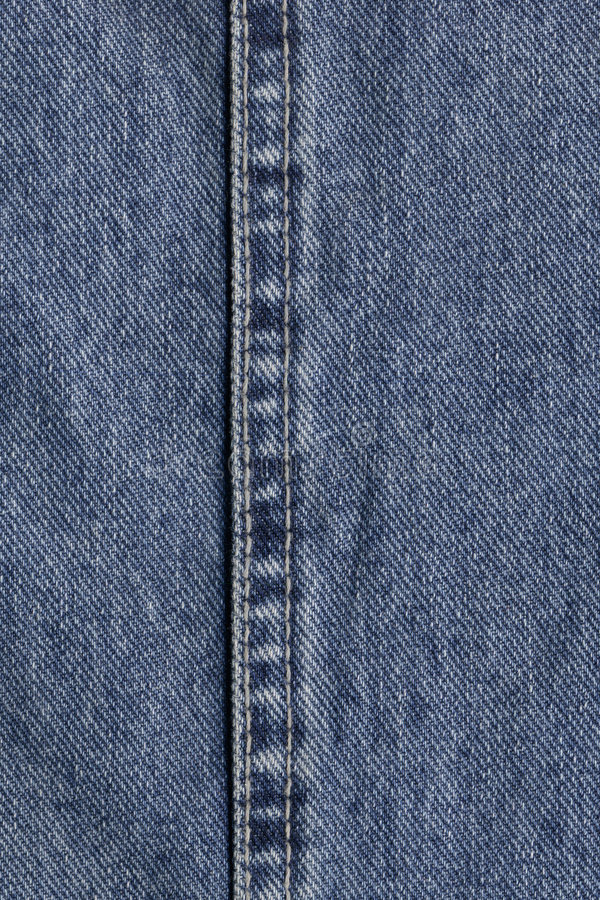 Denim jeans texture royalty free stock image