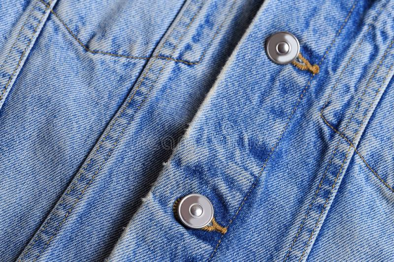 Denim jeans texture or denim jeans background with old torn. - Image stock photos