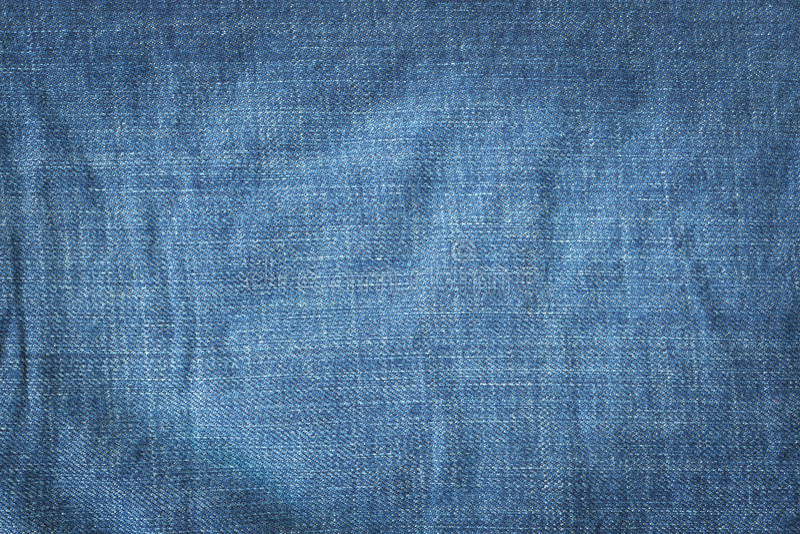 Denim texture. High resolution image of creased denim texture stock photos