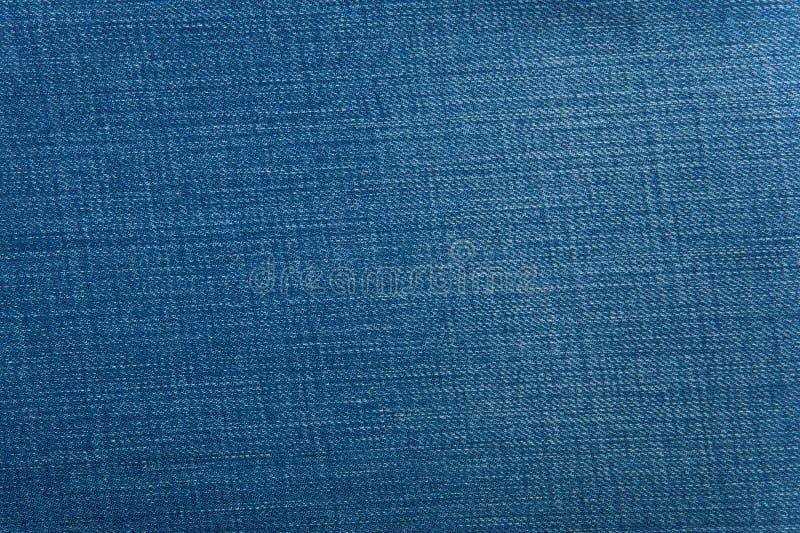 Denim texture. Macro close-up stock image