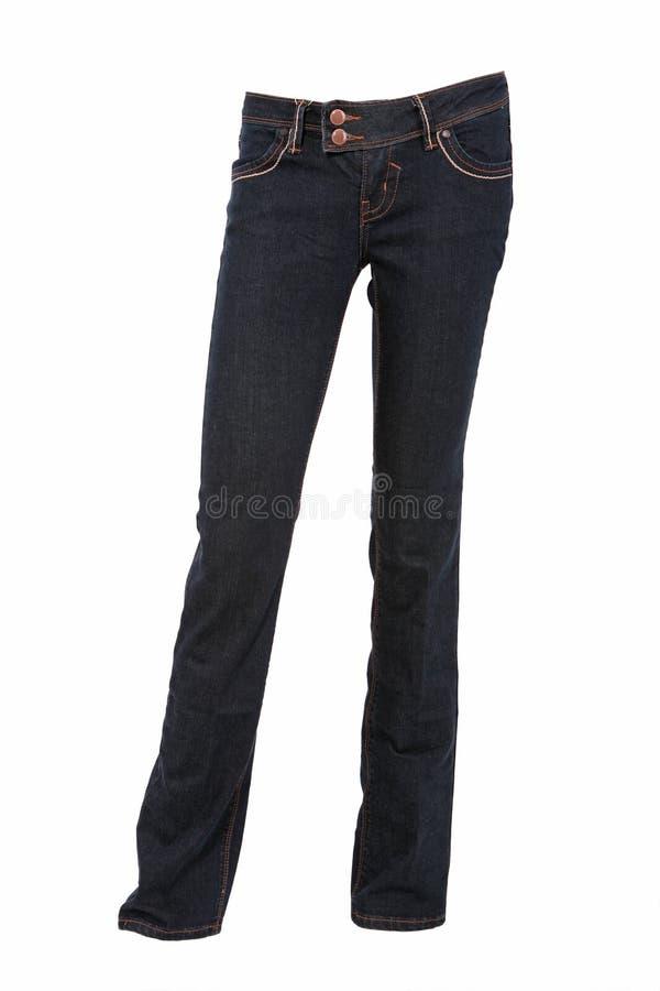 Denim Trousers Stock Image