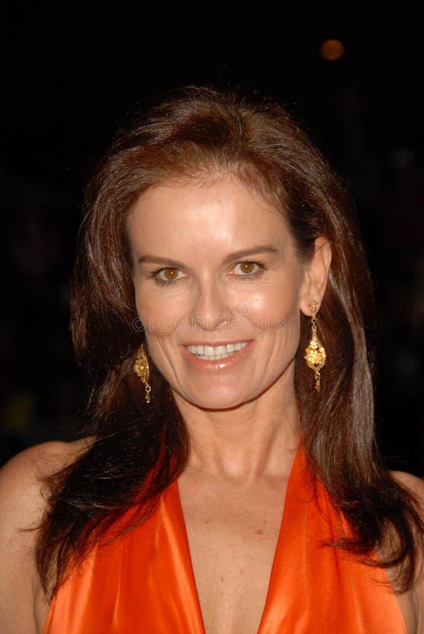 Denise Brown royaltyfria foton