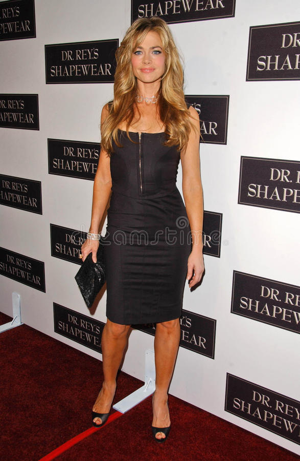 Denise Richards stock images