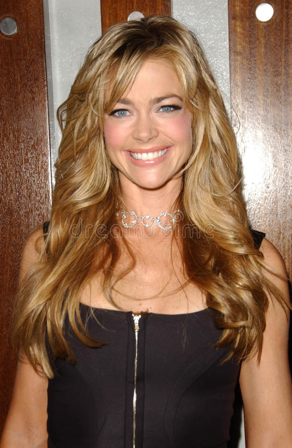 Denise Richards. At the Launch of Dr. Rey's Shapewear. Opera, Hollywood, CA. 10-25-2007 stock photography