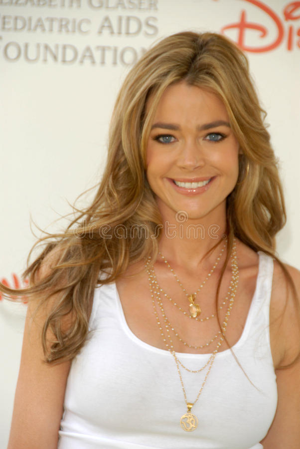 Denise Richards royalty free stock images