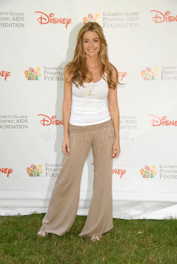 Denise Richards. At the 2010 A Time For Heroes Celebrity Picnic, Wadsworth Theater, Los Angeles, CA. 06-13-10 stock images
