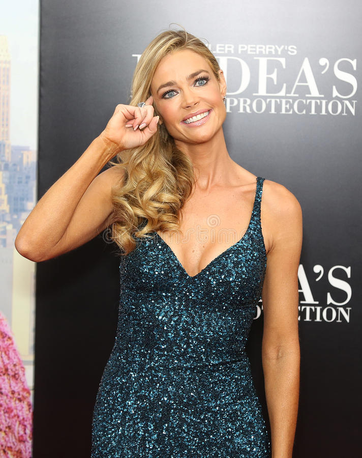 Denise Richards imagem de stock royalty free